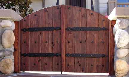 Gates And Garage Doors San Diego California